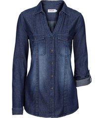 camicia di jeans (blu) - john baner jeanswear