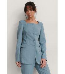 na-kd trend blazer - blue