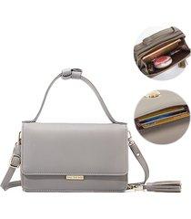 borsa a mano con cerniera nappa a mano con cerniera designer crossbody borsa per le donne