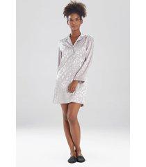natori decadence sleepshirt sleep pajamas & loungewear, women's, size m natori