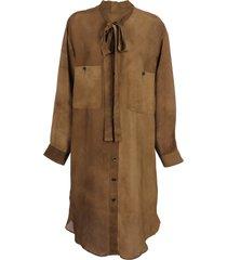 uma wang arcadia dress