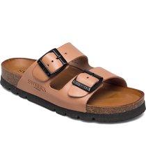 edit shoes summer shoes flat sandals beige sweeks