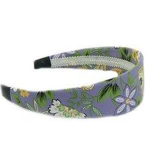 tiara bijoulux larga floral