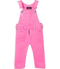 dsquared2 pink jumpsuit