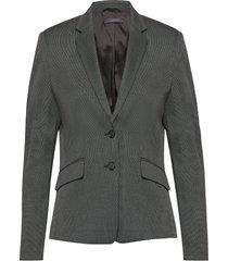 blazers woven blazer colbert grijs esprit collection