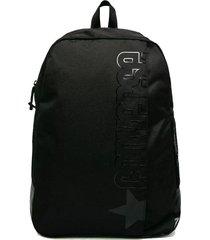 mochila negra converse speed 2 backpack