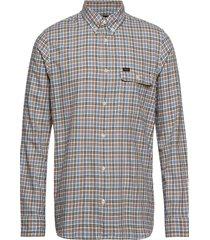 button down variatio skjorta casual multi/mönstrad lee jeans