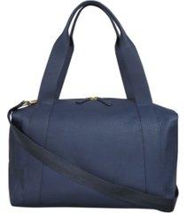 buxton women's large duffle bag