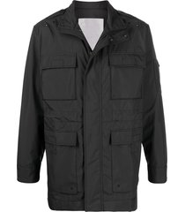 a-cold-wall* classic cargo jacket - black
