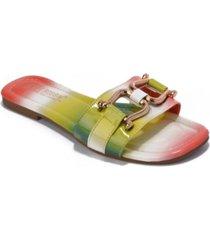cape robbin women's alani flat sandals women's shoes