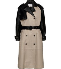 2nd edition graf trench coat rock beige 2ndday