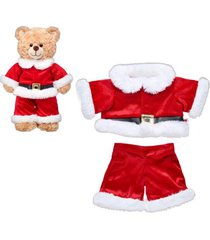 traje viejo pascuero build a bear