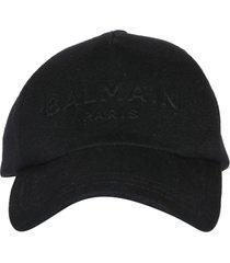 balmain baseball hat