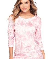 11401 rosado buzo manga larga