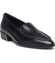furla grace loafers låga skor svart furla