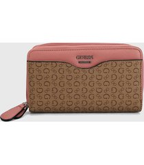 billetera multicolor guess