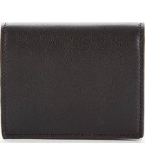 vivienne westwood women's chelsea woman billfold wallet - black