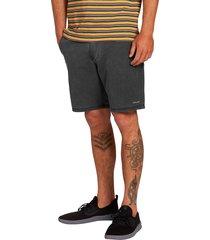 men's volcom bliltzed hybrid shorts