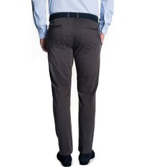 spodnie paradis 218 grafit slim fit