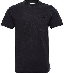 casual tee t-shirts short-sleeved blå han kjøbenhavn