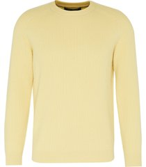 'the continental' rib knit cashmere sweater