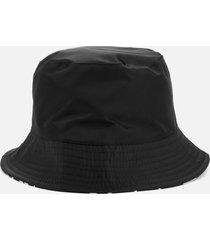 more joy women's more joy bucket hat - black - m/l