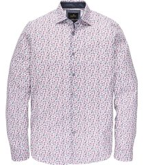 long sleeve shirt cf print bright white