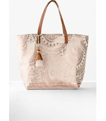 borsa shopper (oro) - bpc bonprix collection