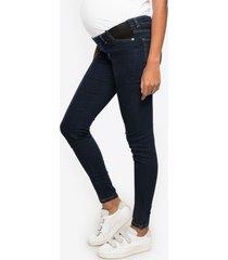 jeans premaman slim con elastico in vita - john