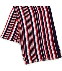 dezi multi-stripe scarf
