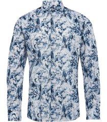 bs elliott skjorta business blå bruun & stengade