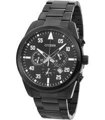 relógio citizen masculino gents