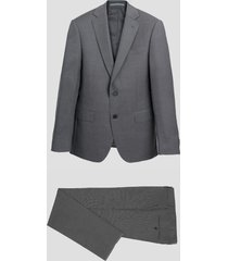 traje formal vercelli gris trial