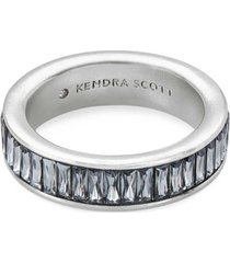kendra scott baguette-crystal ring