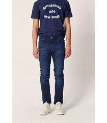 jean azul prototype skinny fit iggy