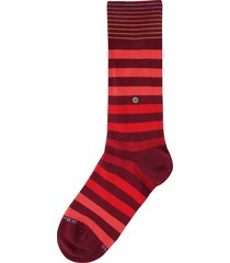 burlington blackpool socks - red  21023-8006