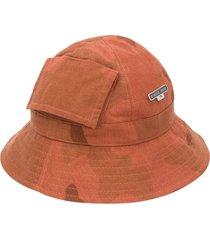 regenerated military bucket hat