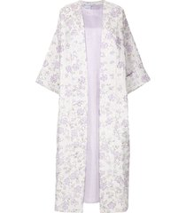bambah isabella kaftan dress - pink