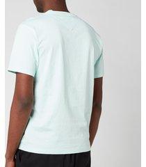 kenzo men's logo t-shirt - mint - xxl