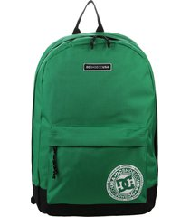 mochila  verde dc shoes backtack