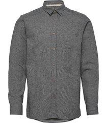 aklouis shirt skjorta casual grå anerkjendt