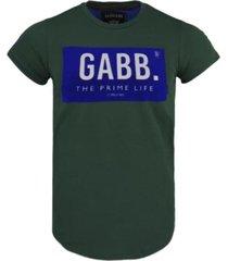 gabbiano groen t-shirt 7454