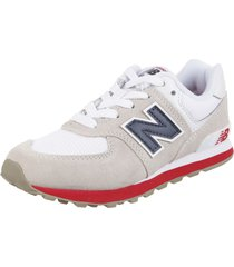 zapatilla natural new balance  pc574cp
