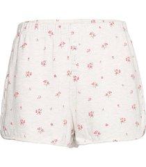 100% organic cotton pull-on shorts shorts grå gap