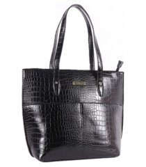 london fog women's maille tote