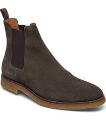 biadino chelsea boot shoes chelsea boots grön bianco