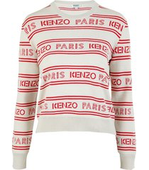 all over kenzo jumper