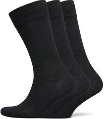 slh3-pack cotton sock underwear socks regular socks svart selected homme