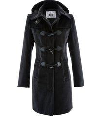 cappotto con cappuccio (nero) - bpc bonprix collection
