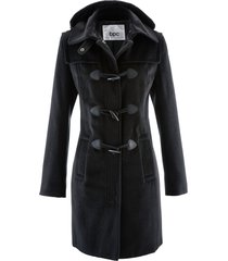 cappotto con cappuccio (nero) - bpc bonprix collection